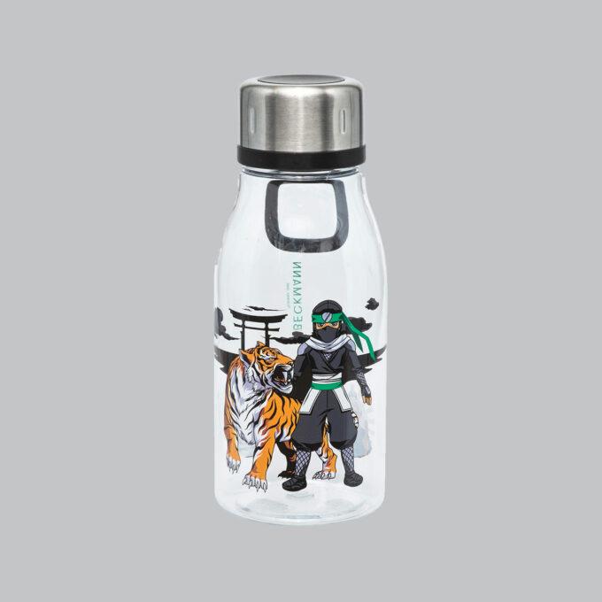 Drikkeflaske ninja tiger, motiv som matcher classic 22