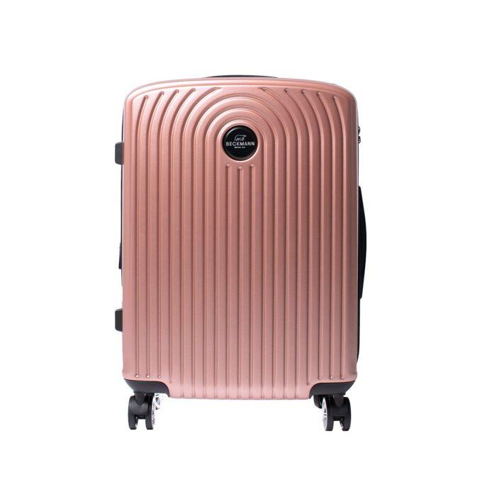 Motion, trillekoffertsett, rose pink, medium størrelsen frontbilde