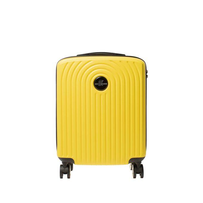 Motion, kabinkoffert, yellow, frontbilde, moderne design