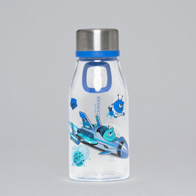 Drikkeflaske galaxy, motiv som matcher classic 22