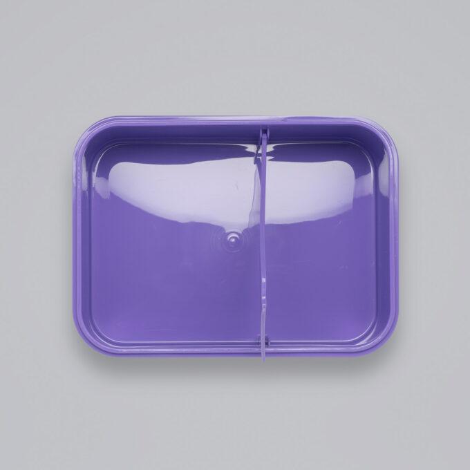 Matboks magic alva, med praktisk skillevegg, plass til yoghurt