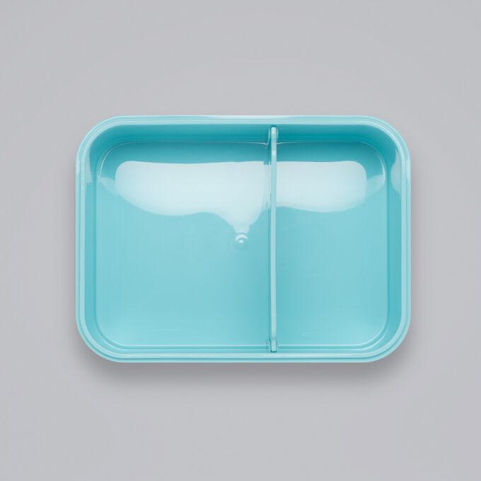 Matboks sweetie, med praktisk skillevegg, plass til yoghurt