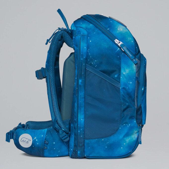 Active Air FLX galaxy, utvendig lomme til drikke/paraply, hoftereim, god polstring i skulderremmene